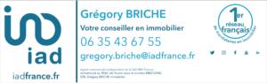 IAD France Grégory Briche et Aurore Dehlinger