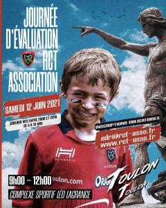 Journée d'évaluation à l'École de Rugby